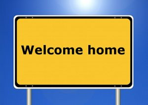 networking-welcome-home